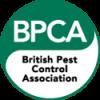 logo: british pest control association