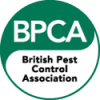 logo: british pest control association
